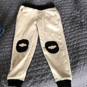 Other - Batman cotton/poly sweatpants EUC size 5T